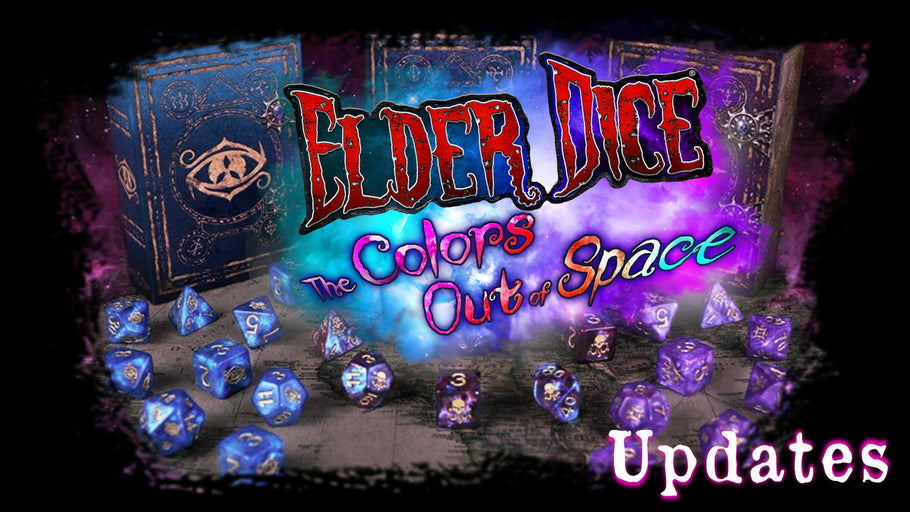 Colors Out Of Space Update