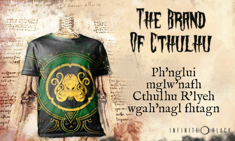 The Brand of Cthulhu shirt
