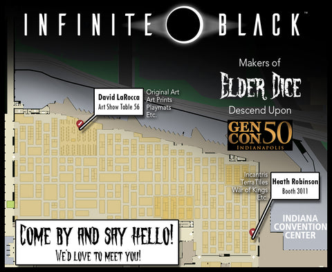 Infinite Black at GenCon