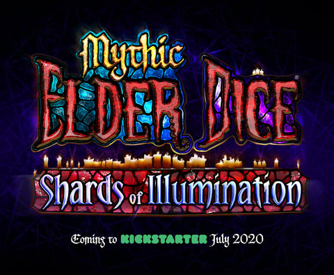 Mythic Elder Dice coming to Kickstarter