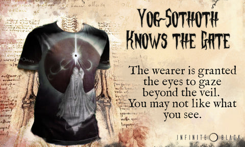 Yog-Sothoth Elder God shirt