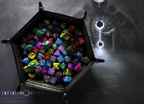 Elder Dice collapsible dice tray