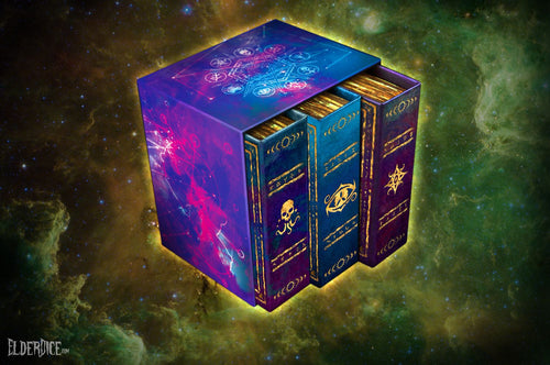 Dice Slipcase - The Colors out of Space