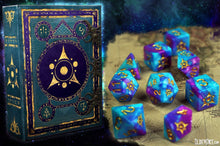Kadathian Ice Sigil of the Dreamlands polyhedral Dice