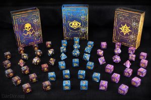 The Colors out of Space dice full collection
