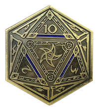 Astral Elder Sign D2 Coin