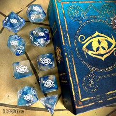 Eye of Chaos Elder Dice in the supernova edition