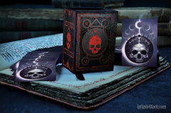 Trading Card Deck Box - Mark of the Necronomicon