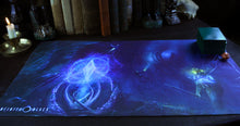 The Haunter in the Deep gaming playmat
