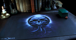 """Yog-Sothoth is the Gate"" Playmat"
