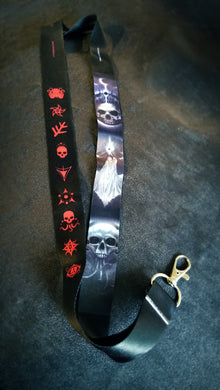 Journey to the Tree of Sorrows Lanyard