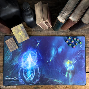 """The Haunter in the Deep"" Premium Playmat"