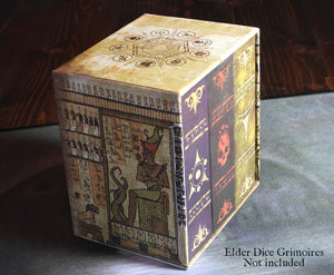 Passage of the Traveler Elder Dice slipcase