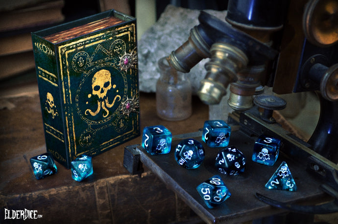 The Seal of Yog-Sothoth; Elder Dice; Limited Interstellar Edition