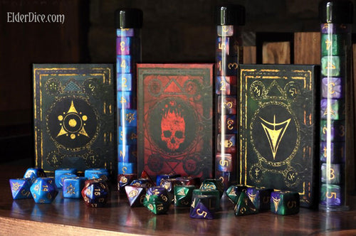Complete Elder Dice Unspeakable Tomes: Arcane Colors Collection