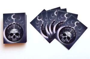 Alhazred Harbinger of the Dark Star card sleeves