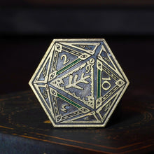 Gold Elder Sign Coin