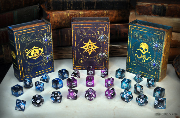 Elder Dice - the complete Interstellar special edition