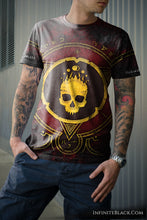 Mark of the Necronomicon - Jersey Style T-Shirt