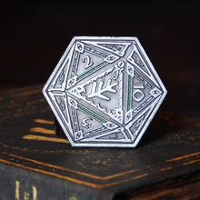 Silver Elder Sign Coin