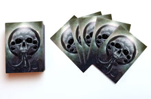 Yog-Sothoth is the Gate card sleeves on white