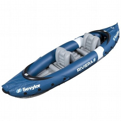 Sevylor riviera 2Pax inflatable raft