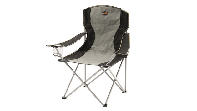 Easy camp arm chair grey