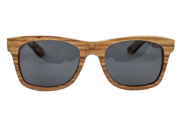 Fascino wooden sun glasses