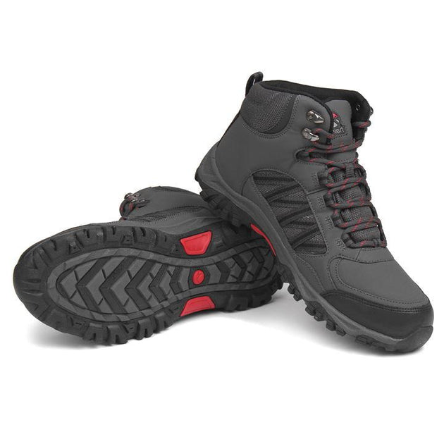 7e8e3352afd Gelert Horizon Waterproof Mid Mens Hiking Boots