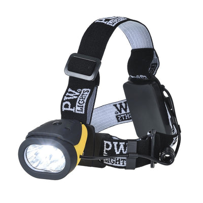 Portwest PW Dual Power Head Light (PA63)