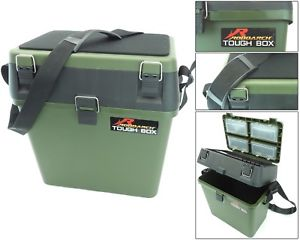 'Tough Box' Seat & Tackle Box