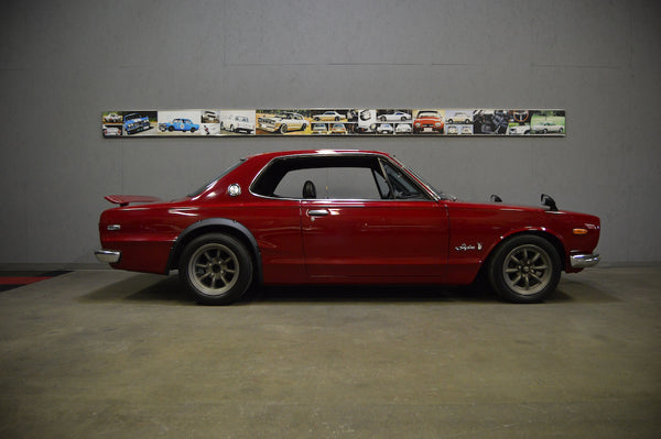 1972 Nissan Skyline 2000 GT-X (SOLD)