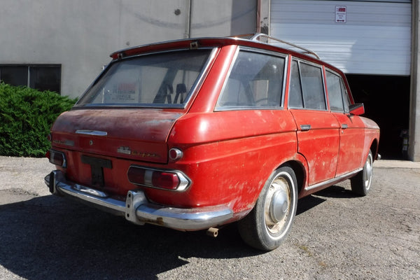 1967 411 SSS Wagon (AT)