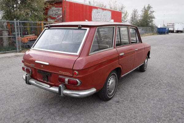 1967 411 SSS Wagon (MT)