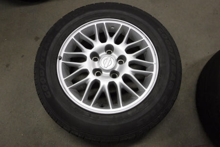 "Eight Spoke Aluminum 15""-17"" *PRICES LISTED ON SHEET ARE PER WHEEL*"