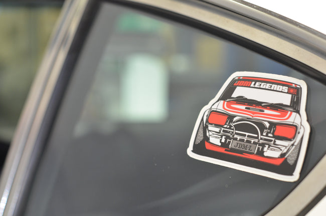 JDML Works Sticker