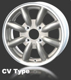 Eight Spoke Aluminum 10