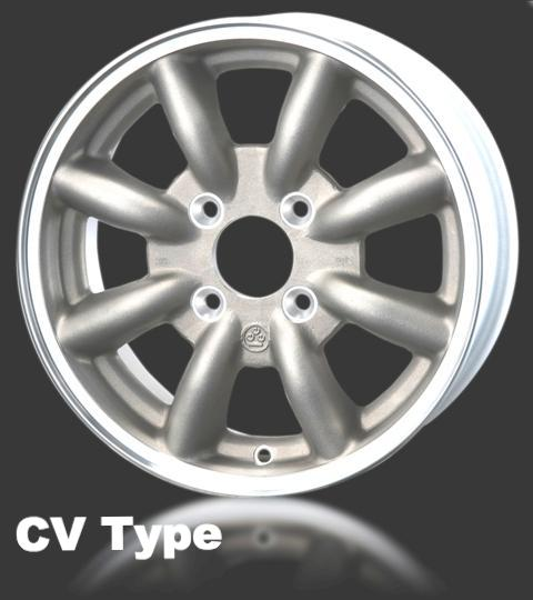 "Eight Spoke Aluminum 10""-14"" *PRICES LISTED ON SHEET ARE PER WHEEL*"