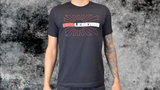 Men's Black JDM Legends Logo Tee Shirt