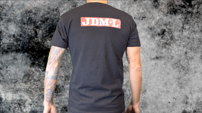 JDML Works Black Tshirt