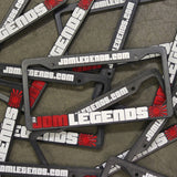 JDM Legends License Plate Frame