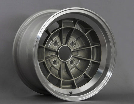 Wheel Locks (Silver)