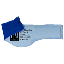 "Personalized Cervical Duo-Soft Hot/Cold Pack 6"" x 20"""