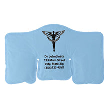 Personalized Tri-Sectional Fabric Hot/Cold Pack