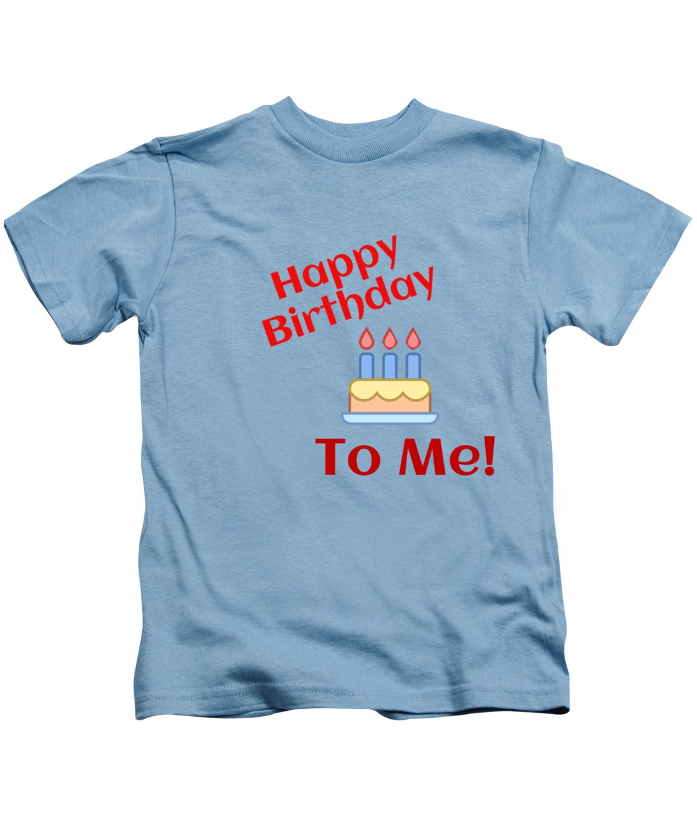 Happy Birthday T Shirts Toddlers