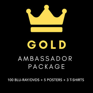GOLD AMBASSADOR PACKAGE