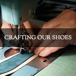Crafting Our Shoes