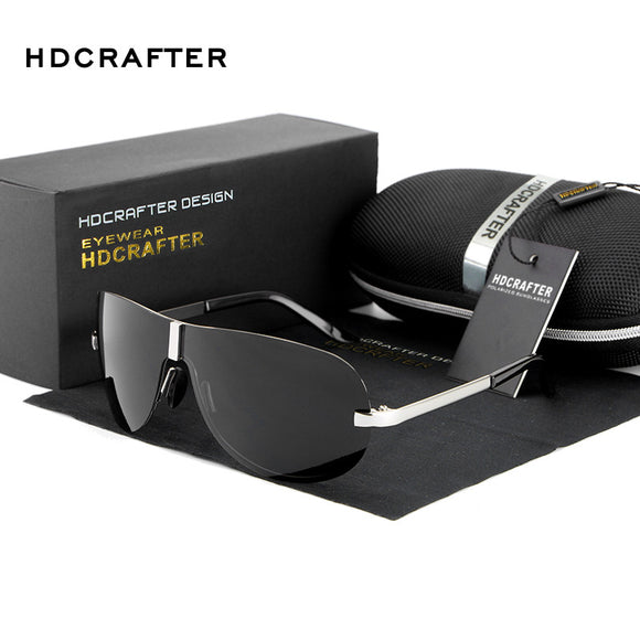 2016 Hot Selling Fashion Polarized Driving Sunglasses for Men glasses Brand Designer with High Quality 4 Colors