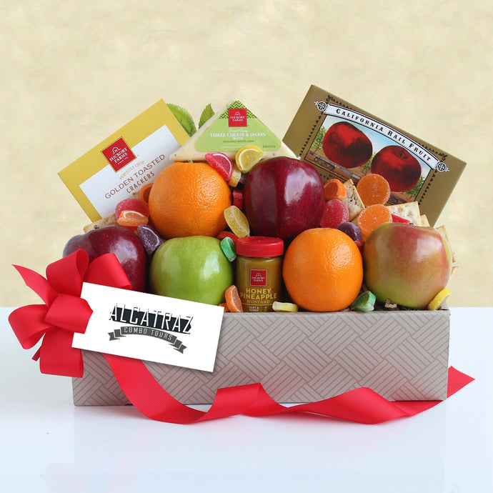 California Fruit and Cheese Box