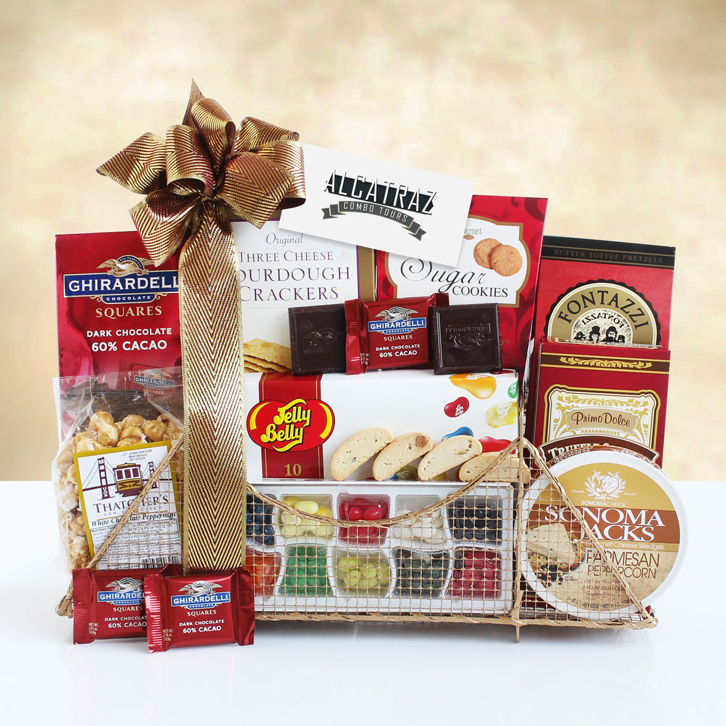 Golden Gate Goodies Gourmet Gift